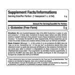 allmax-glutamine-400g-ingredient-panel