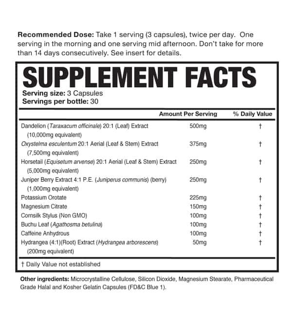 magnum-drip-dry-ingredient-panel