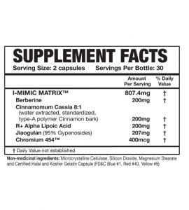 magnum-mimic-ingredient-panel