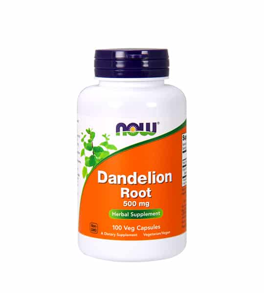 now-dandelion-root