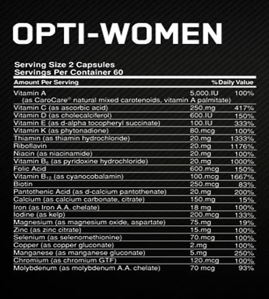 optimum-nutrition-opti-women-ingredient-1