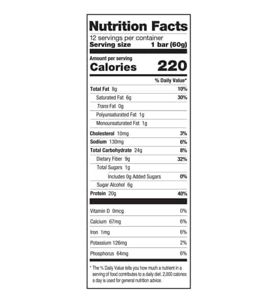 one-protein-bar-box-chocolate-brownie-nutrition-facts