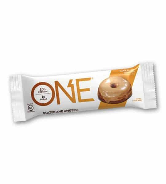 one-protein-bar-box-maple-donut-glazed