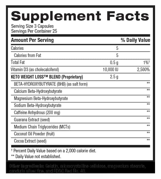 bpi-sports-keo-weight-loss-ingredients