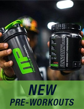 new-pre-workouts