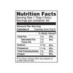 bragg-organic-apple-cider-vinegar-nutritional-facts