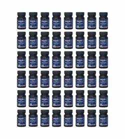 48 bottles of 4ever Fit Ephedrine 50-8mg shown in white background