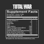 redcon1-total-war-pre-workout-ingerdients