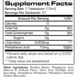 prosupps-l-carnitine-ingredients