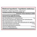 sd-pharmecuticals-ketones-120c-ingredients