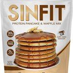 Sinfit Pancake mix front
