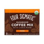 Four-Sigmatic-Coffee-Mixes-10-packets-Lion's-Mane-and-Chaga