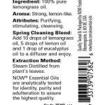 Now-Lemongrass-Oil-30ml-ingredients