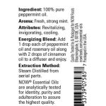 Now-Peppermint-Oil-30ml-ingredients