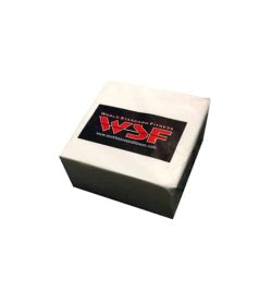 A box of WSF Gym Chalk contains 2 oz
