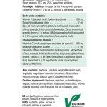 Jamieson-Vitamin-C-Chewable-500mg-100-tabs-facts
