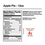 Legendary-Foods-Apple-Pie-Almond-&-Cashew-Butter-12oz-facts
