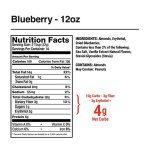 Legendary-Foods-Blueberry-Cinnamon-Almond-Butter-12oz-facts