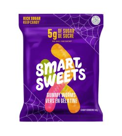 Smart Sweets Gummy Worms pack