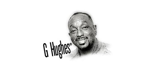 G Hughes logo