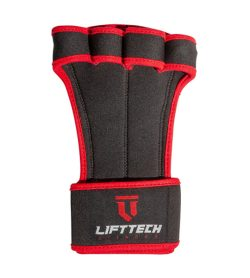 Lifttech Comp Palm Pads in white background