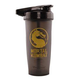 One black bottle of Performa ACTIV SHAKER CUP 28oz Mortal Kombat
