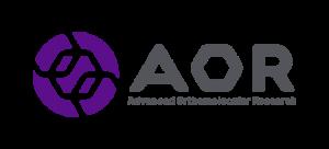 Aor vitamins logo Advanced Orthomolecular Research