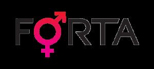 Logo de santé sexuelle Forta