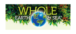 Whole Earth and Sea logo