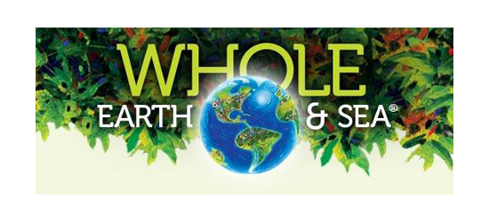 Whole Earth and Sea logo